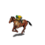 horse-racing-race-horse-clipart