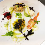 Crab and Lobster Starter